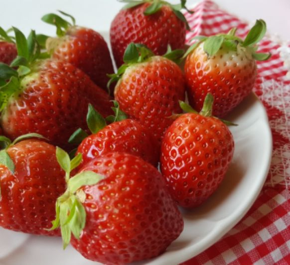 Thermomix® Badajoz- Ya es tiempo de fresas!!!!!!
