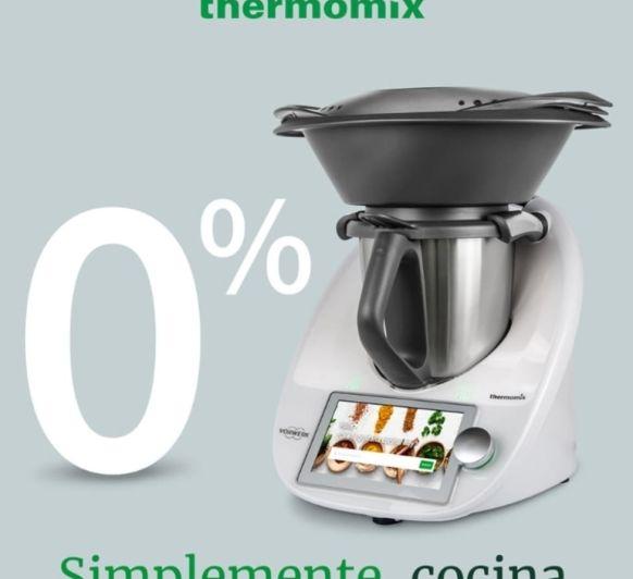 Ahora Thermomix® a 0% interés.