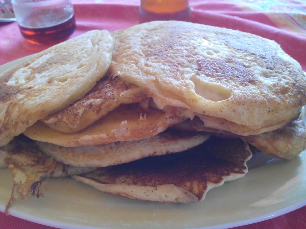 Desayunos con Thermomix® : tortitas