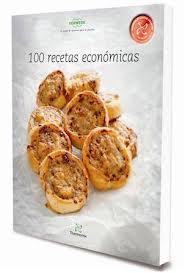 Nuevo Libro 100 Recetas Económicas