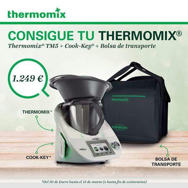 Thermomix® con cook key