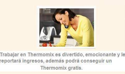 Te encanta Thermomix® ,pero no esta dentro de sus posibilidades ???? Te damos la oportinudad de consegirla !!!