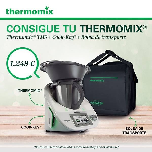 Nueva Thermomix® con Cook-Key Thermomix® Badajoz