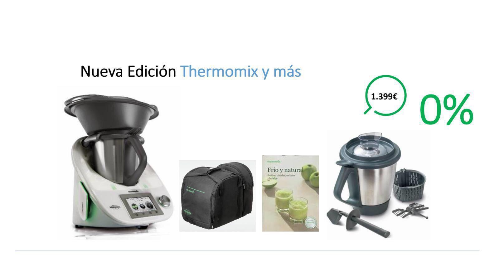 Thermomix® ...y MÁS