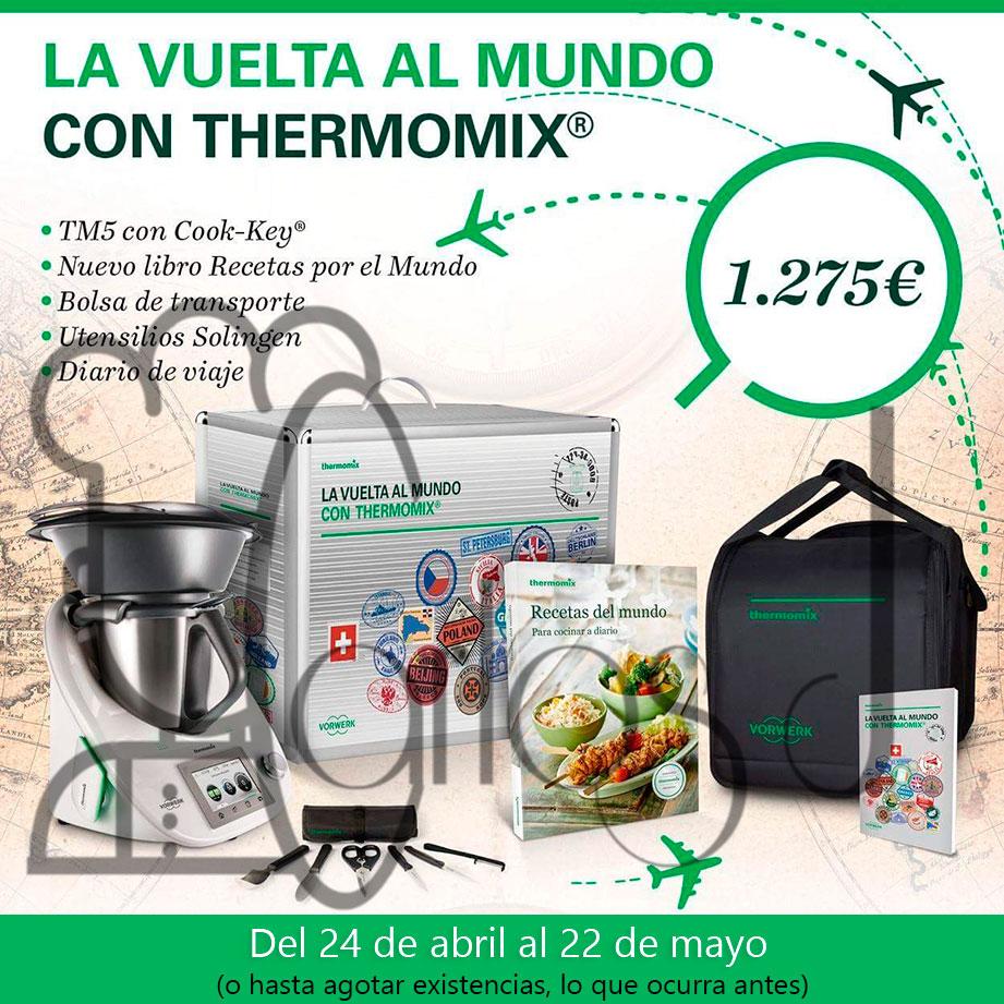 La vuelta al mundo con Thermomix®