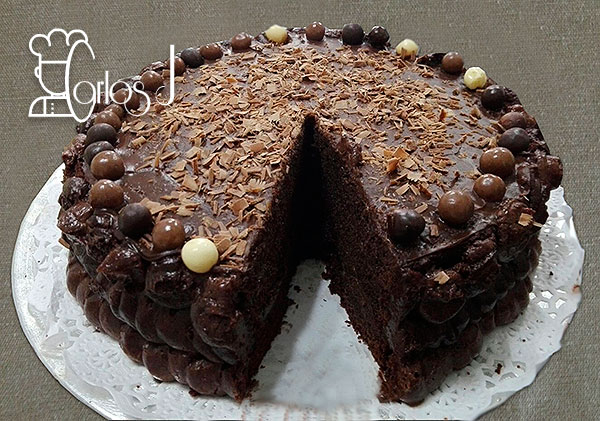 Tarta Muerte Por Chocolate Postres Y Dulces Blog De Jose Carlos Jimenez Gallego De Thermomix Badajoz