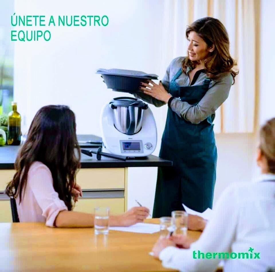 Quieres conseguir un Thermomix® TM 5 GRATIS en Badajoz?