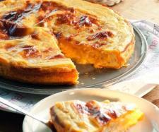 Receta de tortilla de patatas en hojaldre con Thermomix®