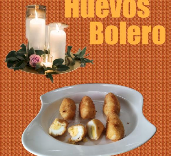 Huevos Bolero
