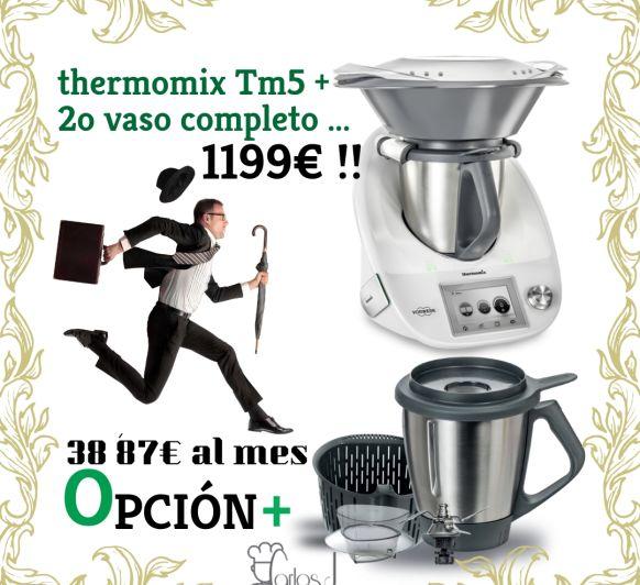 Gran oportunidad Thermomix® Tm5. Thermomix® Villanueva de la Serena, Don Benito, Badajoz.