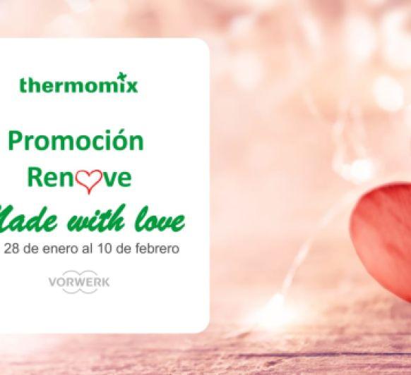 PLAN RENOVE Thermomix® VILLANUEVA DE LA SERENA-DON BENITO- MÉRIDA -BADAJOZ