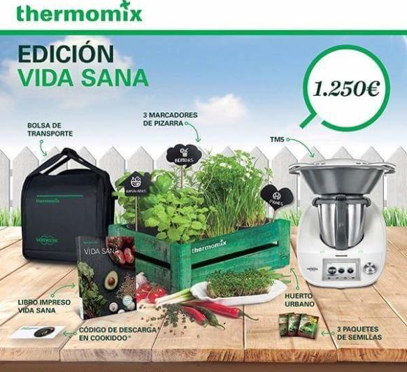 Nueva Edicion Vida Sana Thermomix® Badajoz
