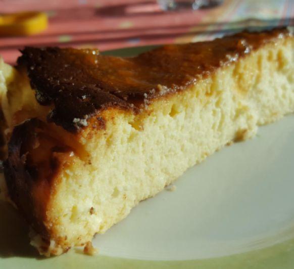 Tarta de queso- Thermomix® Badajoz