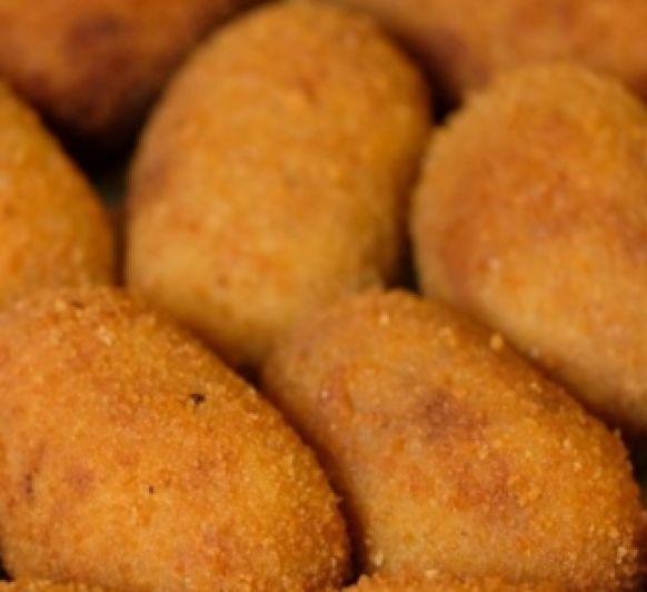 Croquetas de pescado, con Thermomix® , La Garrovilla, Merida, Badajoz, Esparragalejo, Torremayor