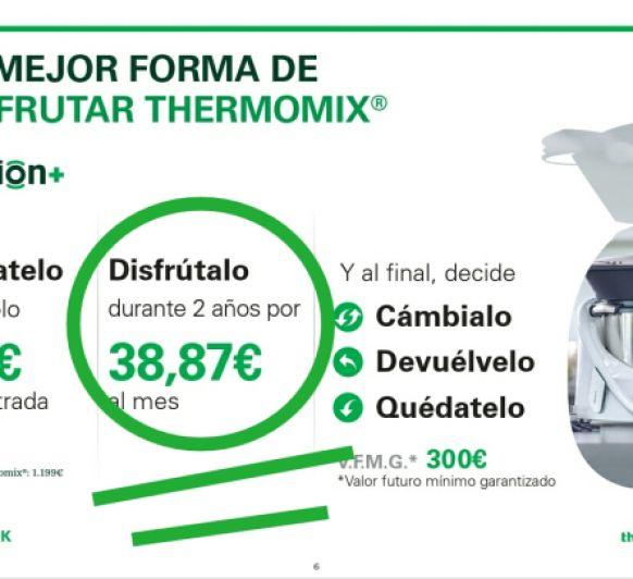¡Thermomix® Nueva Forma de Pago!