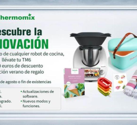 PROMOCIÓN Especial Verano Thermomix® Zafra