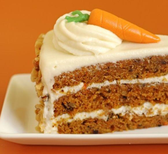 TARTA DE ZANAHORIAS (CARROT CAKE) con Thermomix® villanueva de la serena- don benito- badajoz