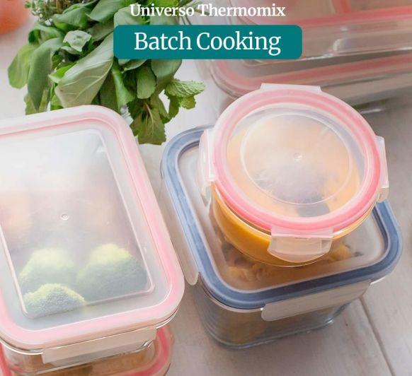 Batch Cooking. Thermomix® Badajoz, Mérida, Calamonte, Villanueva, Montijo