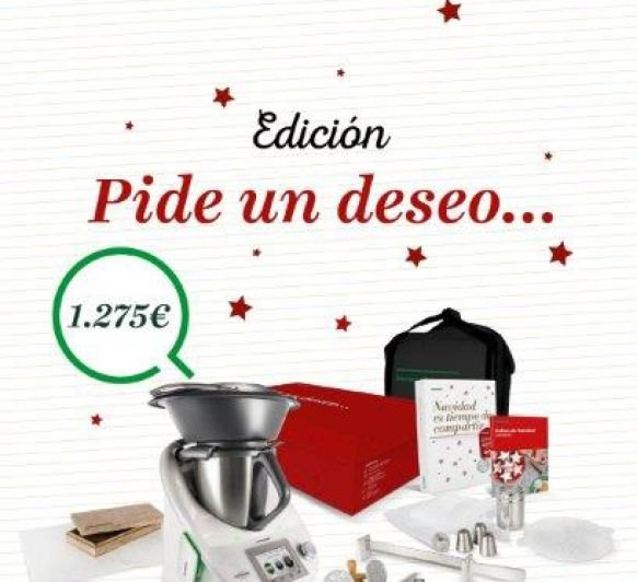 Edición Navidad Thermomix® Badajoz