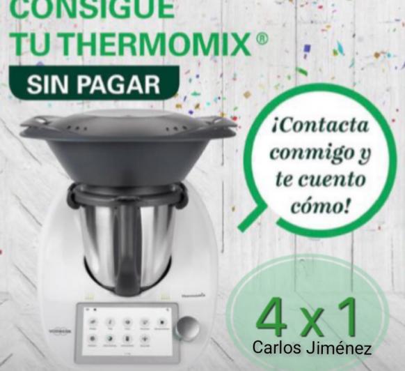 Thermomix® SIN PAGAR. Villanueva de la Serena/Don Benito (Badajoz)