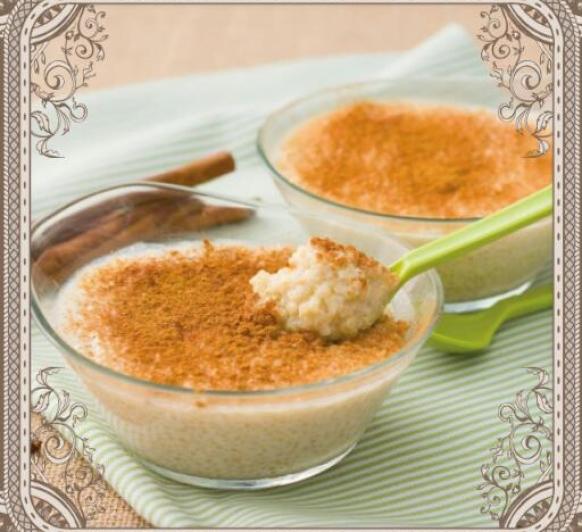 ''Pudin de Quinoa'' o ''Mazamorra de Quinoa'' con Thermomix® . Badajoz