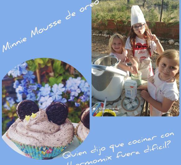 Cup cake de Oreo Thermomix® Badajoz, Mérida, Calamonte