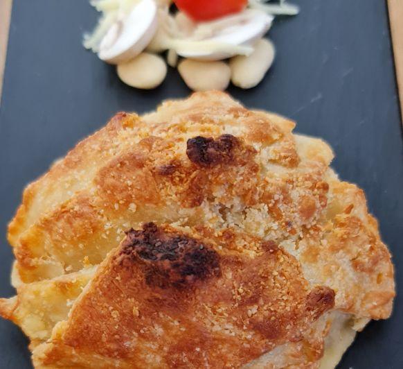 Pan de queso keto, sin hidratos, sin gluten con Thermomix® en Badajoz