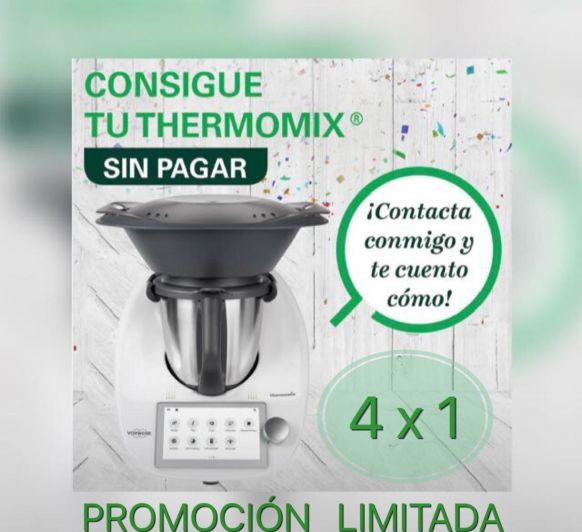 QUIERES TENER TU Thermomix® SIN PAGAR