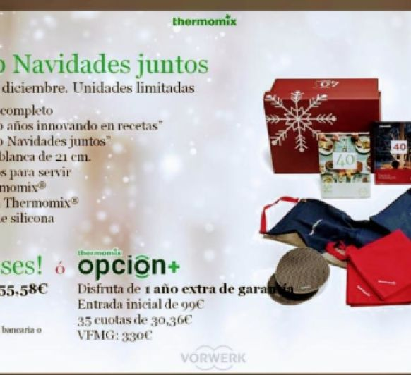 Comprar Thermomix® en Mérida? Ahora sin intereses