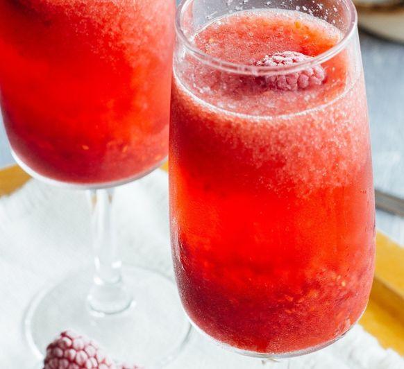 Coctel mimosa / galentines days Thermomix® Badajoz,Merida,Calamonte,Extremadura