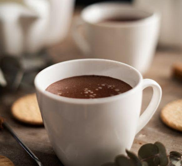 Chocolate caliente Thermomix® Mérida Badajoz Calamonte Villanueva Zafra