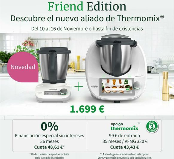 Thermomix® FRIEND EDITION
