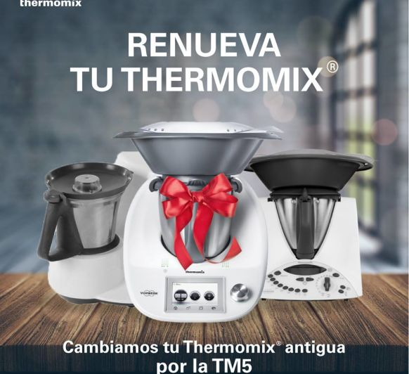 PLAN RENOVE Thermomix® BADAJOZ
