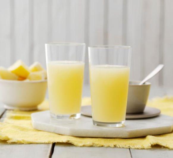 Bebida para las defensas jengibre, limón y miel. Receta de bebidas Villanueva de la Serena; Badajoz.