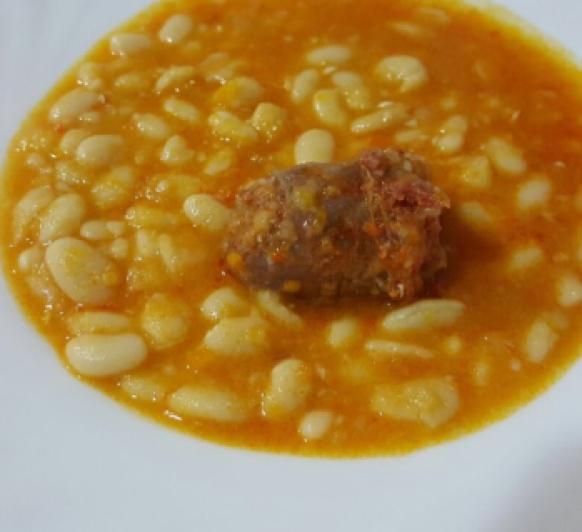 Alubias con Chorizo...Con Thermomix® Badajoz