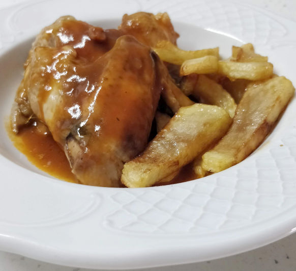 ALITAS DE POLLO A LA BBQ CON Thermomix® - DON BENITO - BADAJOZ