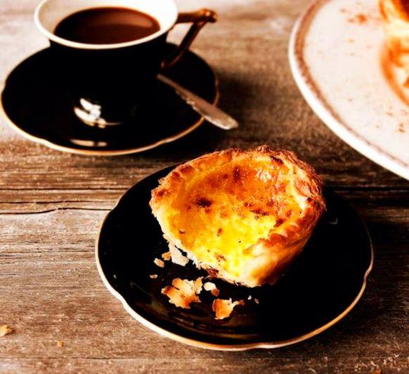 Pasteles de nata (Pastéis de Belém) con Thermomix®