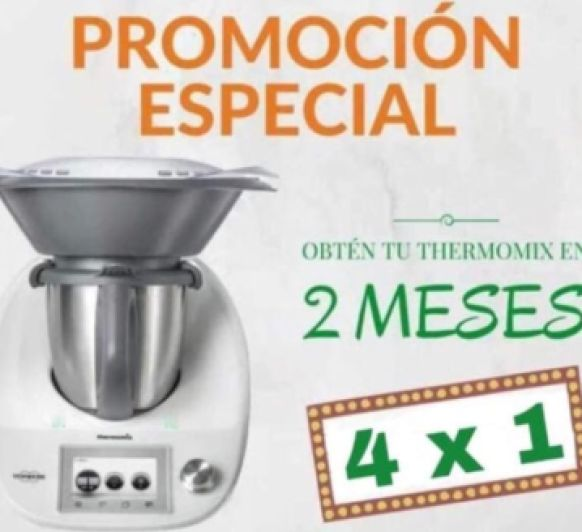 Consigue tu Thermomix® GRATIS!!!