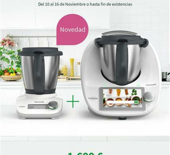 Thermomix® Friends + TM6 0%