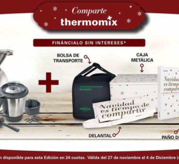 Nueva Edición Navidad SIN INTERESES, Thermomix® Badajoz