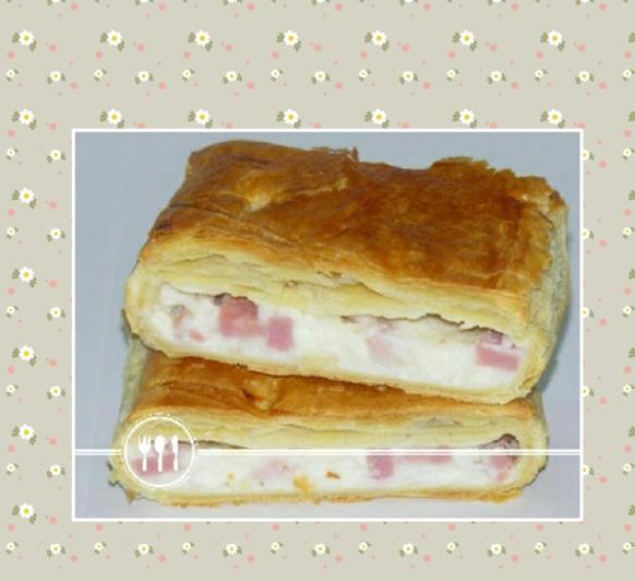 Empanada de Jamón York y queso, con Thermomix® Badajoz-Mérida-Zafra-Don Benito