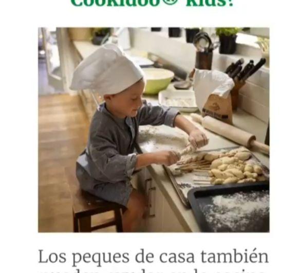 Cookido kids Thermomix® Mérida Badajoz Calamonte Villanueva Zafra
