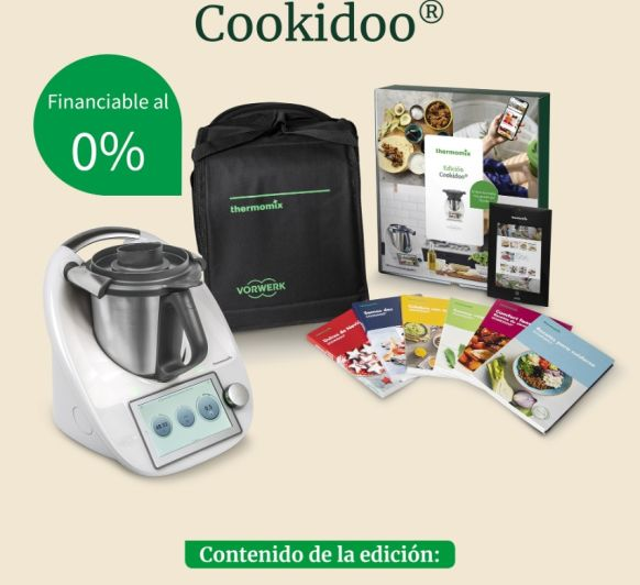 Adquiere Thermomix® sin intereses !!!