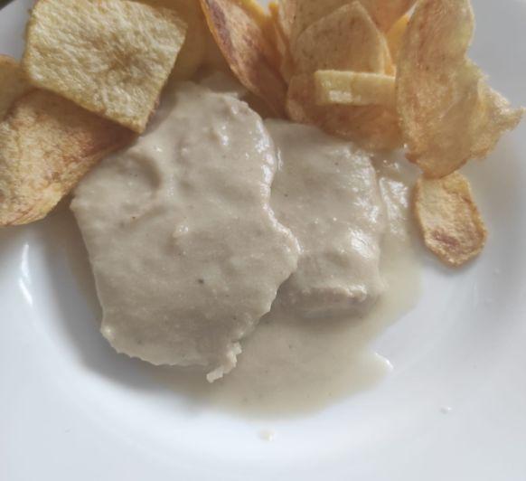 Filetes de Lomo en Salsa de Queso en Thermomix® , Mérida, Calamonte y Badajoz
