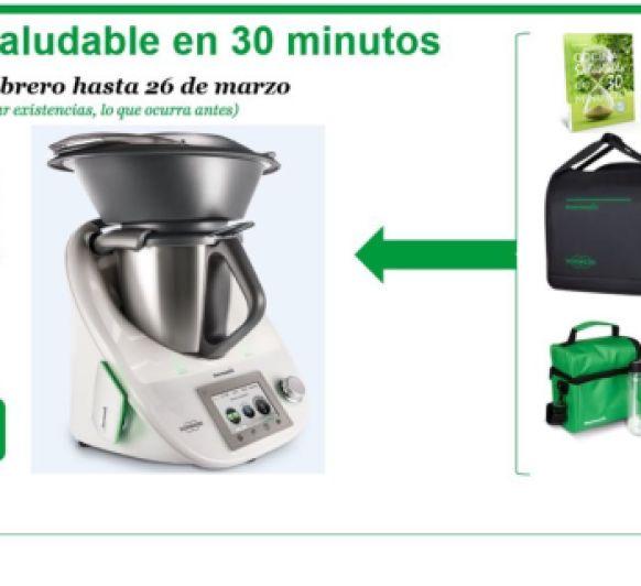 Edicion Cocina Sana SIN INTERESES Thermomix® Badajoz
