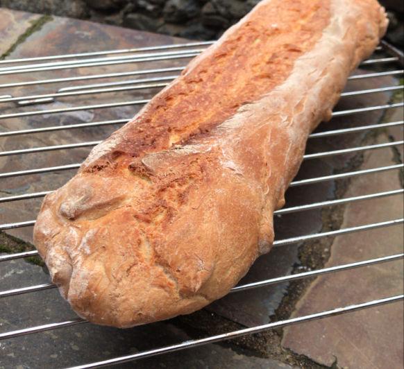 Pan a mi manera en Thermomix® Badajoz