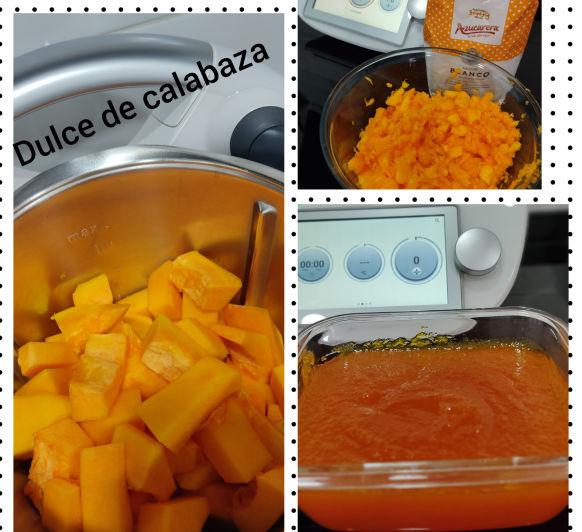 Dulce de calabaza - Thermomix® - Don Benito - Badajoz
