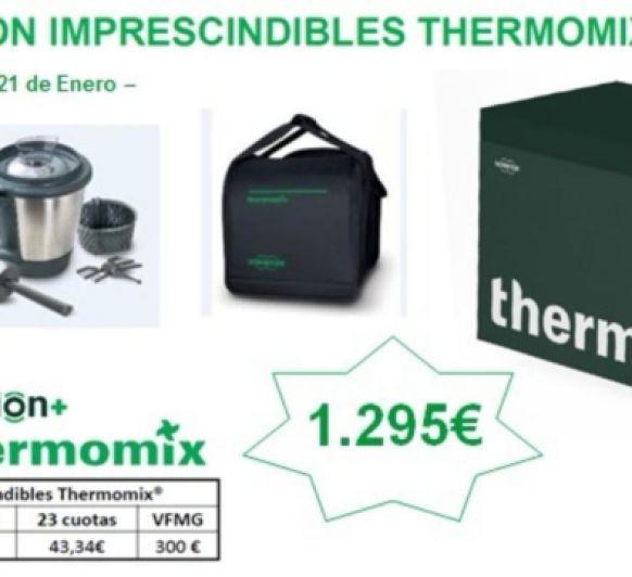 Thermomix® BADAJOZ (ZAFRA) EDICIÓN IMPRESCINDIBLES!!!! ÚLTIMOS DIAS!!!!