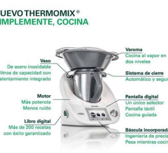 CONOCE EL Thermomix®