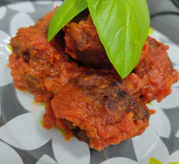 Albóndigas con salsa de tomate - Thermomix® - Don Benito - Badajoz